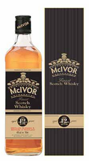Mcivor Scotch Finest 1.75l